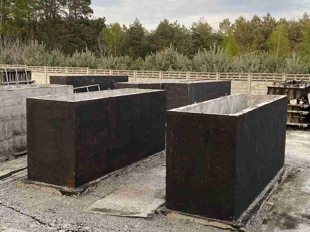 Betónové žumpy